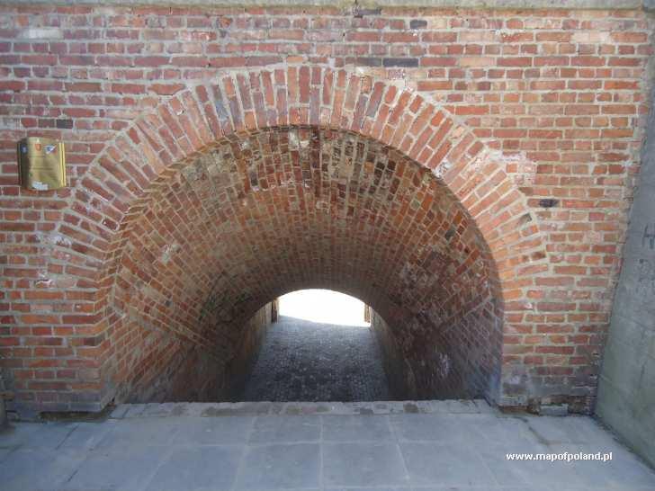 Fortyfikacje miejskie - Furta Wodna - Zamość