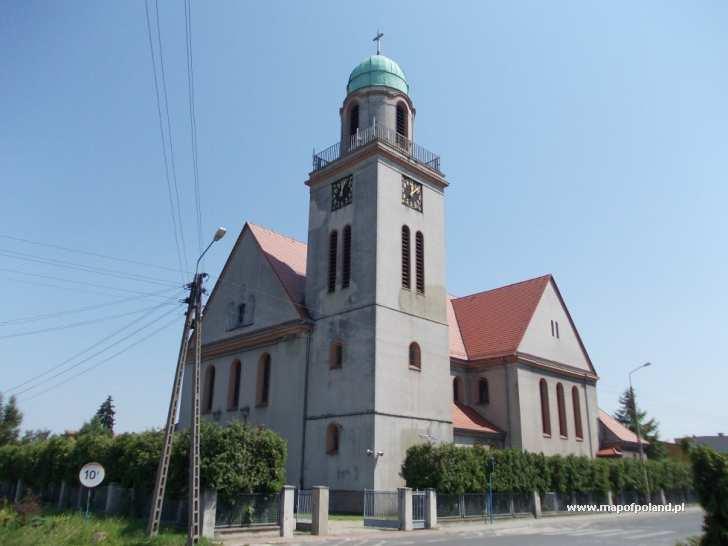 Kościół - Ziemięcice