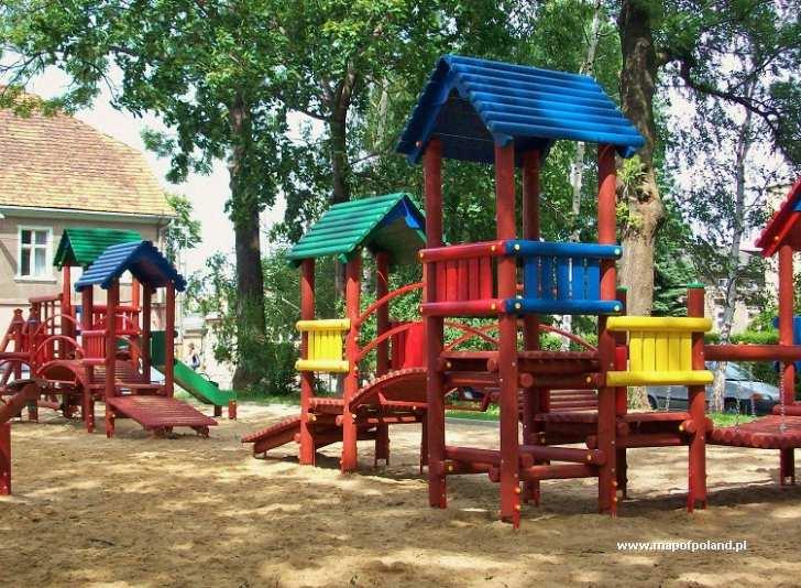 plac zabaw dla dzieci przy ul mickiewicza w paczkowie zdj cie 3275 5343. Black Bedroom Furniture Sets. Home Design Ideas