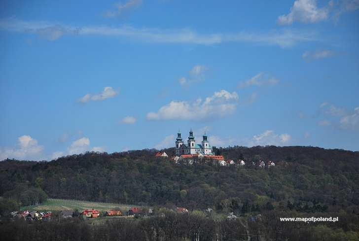 Klasztor Kamedułów Bielany - Kraków