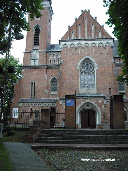 Bazylika p.w. św. Wojciecha - Wąwolnica