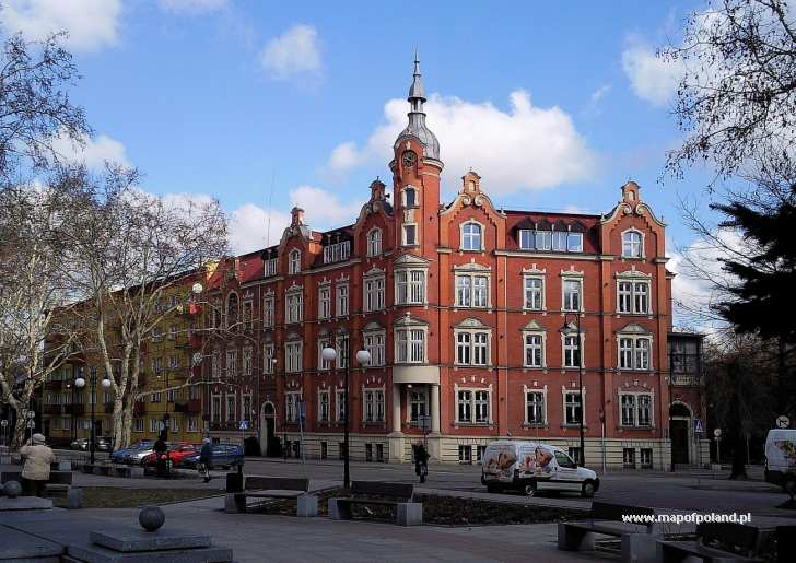 Siemianowice Slaskie Poland  City pictures : Budynek Urzędu Miasta w Siemianowicach Śląskich zdjęcie 2/135