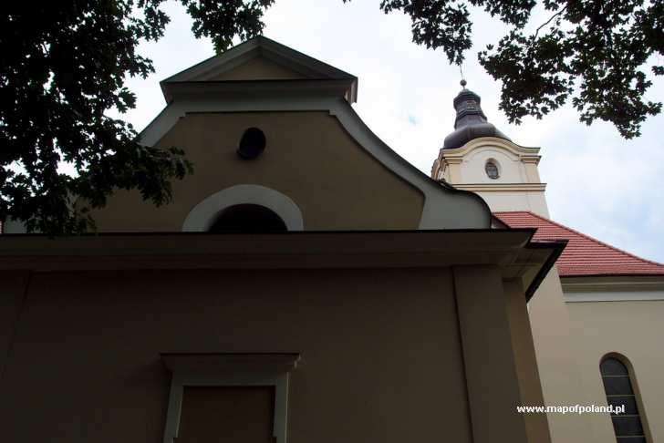 Kościół - Brzezie