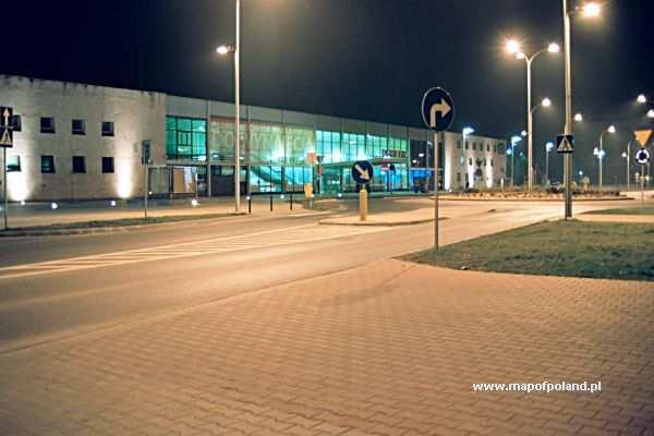 Dworzec pkp oświęcim
