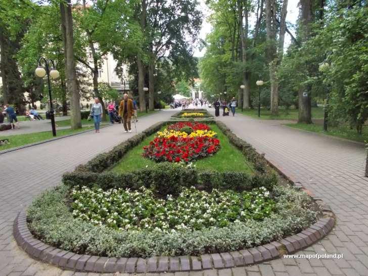 W Parku Zdrojowym W Polanicy Zdroju Zdjęcie 161199