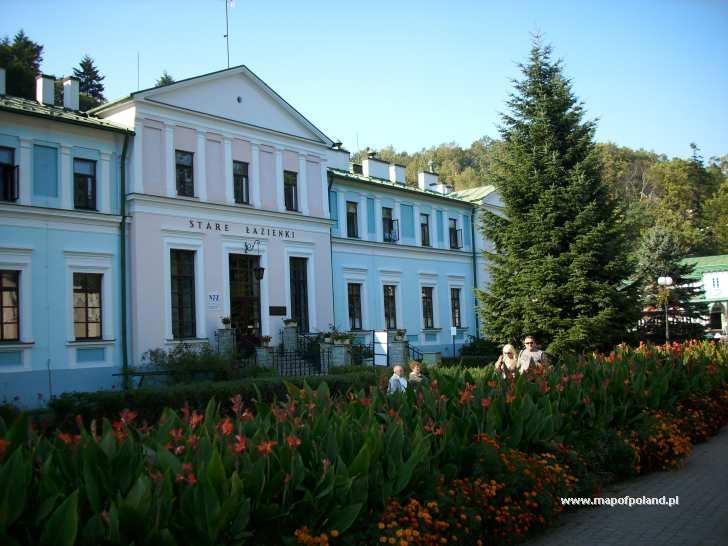 Sanatorium Stare łazienki W Iwoniczu Zdroju Zdjęcie 89122